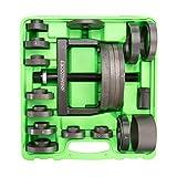 wheel bearing packer - OEM TOOLS 27213 Master Wheel Hub & Bearing Remover & Installer Kit, Back & Front Wheel Bearing Puller Kit, Back & Front Wheel Hub Puller, Easy to Use