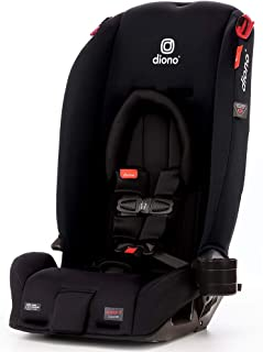 Diono Radian 3RX 3-in-1 Rear and Forward Facing Convertible Car Seat, Head Support Infant Insert, 10 Years 1 Car Seat Ulti...