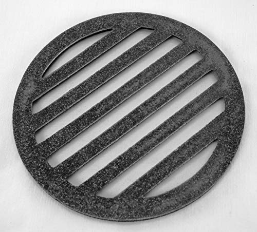 Preisvergleich Produktbild Feuerrost Kohlerost Ascherost Kaminrost,  rund Durchmesser 19 cm