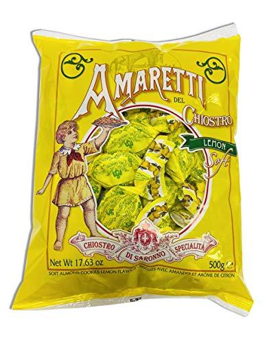 Amaretti Chiostro di Saronno - Weiche Zitrone - Beutel - 500 g