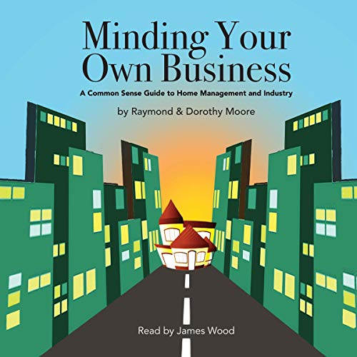 Minding Your Own Business  By  cover art