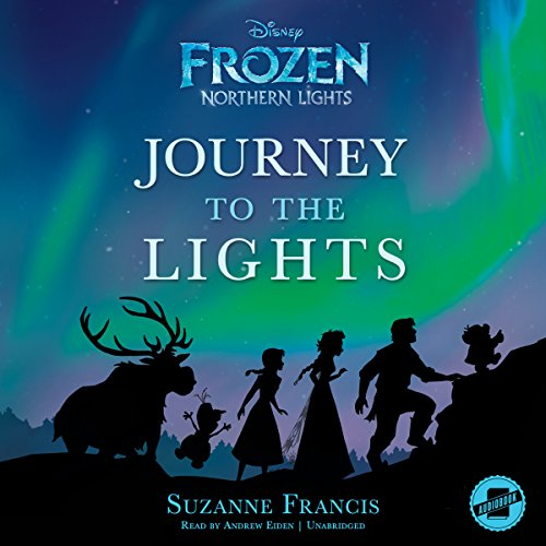 Frozen Northern Lights audiobook cover art