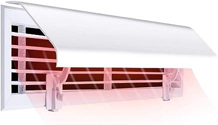 空調風デフレクター 集中空調風防バッフル、吊り下げ式エアコン風向調節器 - リビングルーム、ベッドルーム、書斎、ホテル (サイズ さいず : 120 cm-Length)