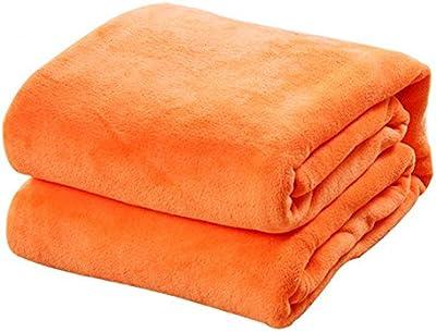 Zhaozheブランケット 毛布フランネル ふんわり 柔らか エアコン対策 お昼寝用 洗濯可