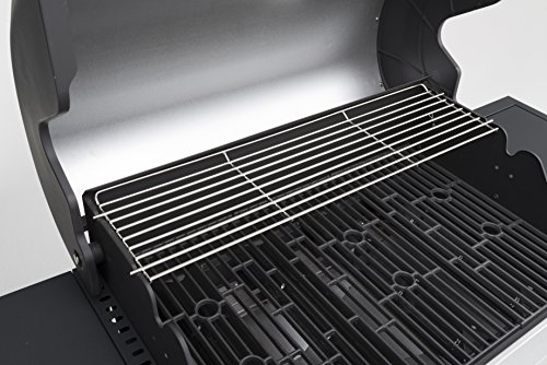Landmann Barbecues Miton 4 Burner Gas Barbecue - Grey