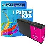 Tito-Express ProSerie 1x Druckerpatrone passend zu Epson T7901-T7904 79 XL mit 25ml Magenta XXL-Inhalt WF-5110 DW WF-5190 DW WF-5620 DWF WF-4640 DTWF WF-5600 WF-4600 WF-4630 DWF