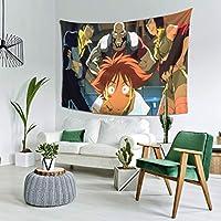 ウォールアート 布ポスター カーテン 壁飾 タペストリー カウボーイビバップ (1) 壁掛け おしゃれ 室内装飾タペストリー 多機能 カーテン タペストリーピクニックテーブルカバーと カバー