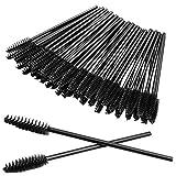 300 Pcs Disposable Mascara Wand Eyelash Brush for EyeLash Extension Supplies