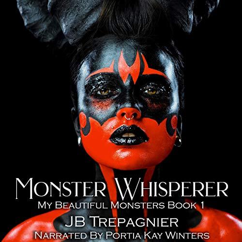 Couverture de Monster Whisperer