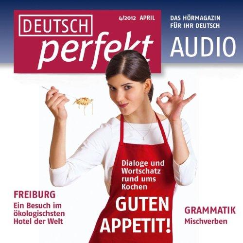 Deutsch perfekt Audio. 4/2012 Titelbild