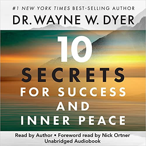 10 Secrets for Success and Inner Peace cover art