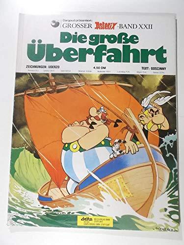 Asterix 22: Die große Überfahrt KT