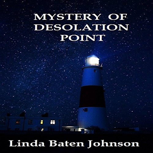 Mystery of Desolation Point audiobook cover art