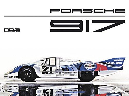 Porsche 917 - immerwährender Autokalender  -  64 x 48 cm