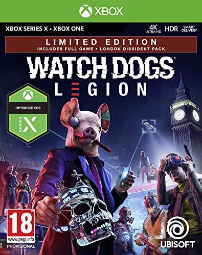 Watch Dogs Legion - Limited [Esclusiva Amazon] - Xbox One