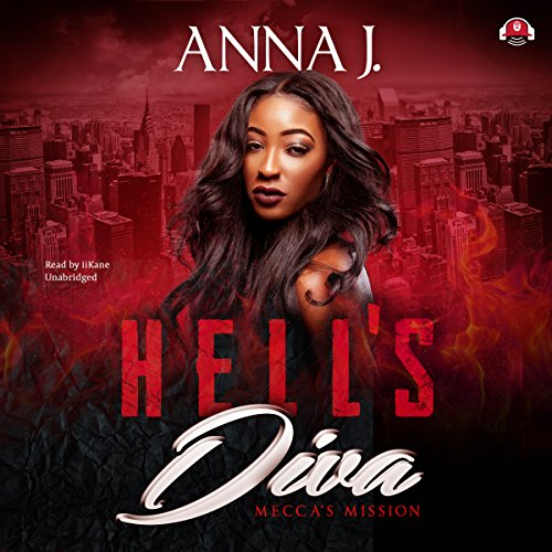 Hell's Diva audiobook cover art
