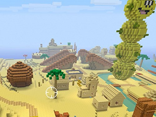 Treasure Desert Castles