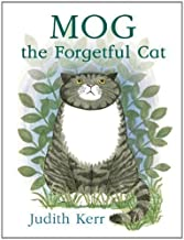 Mog the Forgetful Cat (Mog the Cat Board Books) by Kerr, Judith (2006) Board book