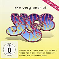 YES - VERY BEST OF,THE (CD/DVD) (1 BOX)