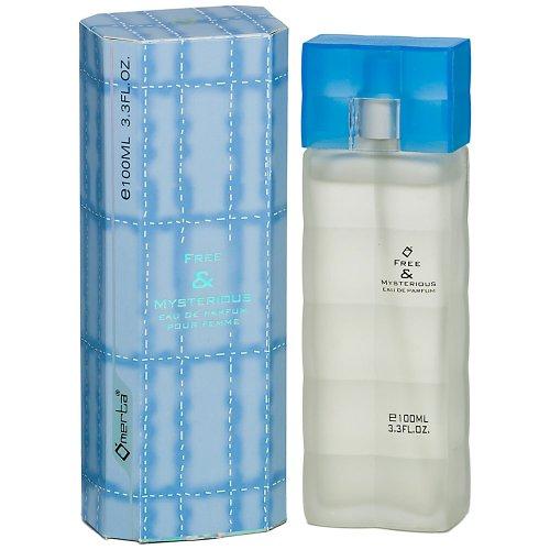 Omerta Free and Mysterious - Eau de Parfum - 100 ml, 1er Pack (1 x 100 g)