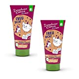 2er Pack Dresdner Essenz Dreckspatz Duschbad & Shampoo für Kinder Freu Dich! 2 x 200 ml Duschgel,...