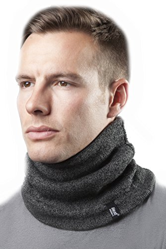 Heat Holders - Men's Thermal Winter Neck Warmer - 2.6 tog - One size (Navy)