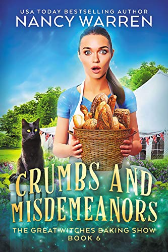 Crumbs and Misdemeanors: The Great Witches Baking Show