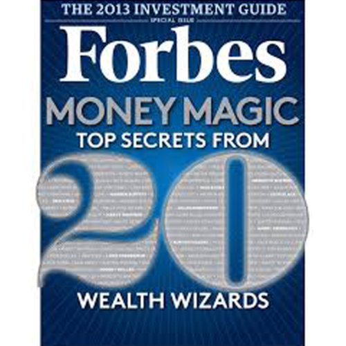 Forbes, June 10, 2013 cover art