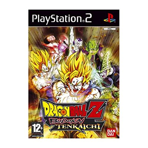 Dragon Ball Z Budokai Tenkaichi-