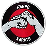 Playwell Artes Marciales Insignia Bordada - Kenpo Karate Parche 45