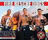 2020 Fire Rescue Dogs Kalender