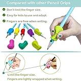 Zoom IMG-2 impugnature matita bambini uwinsic 8pz