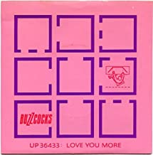 LOVE YOU MORE 7 INCH (7