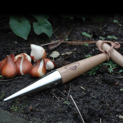 Esschert Design - Plantoir droit inox - gris - 0.7 kg