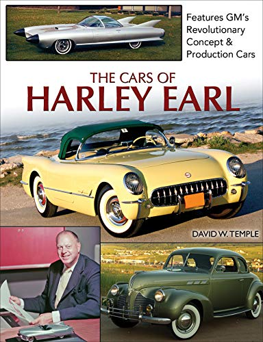 The Cars of Harley Earl (English Edition)