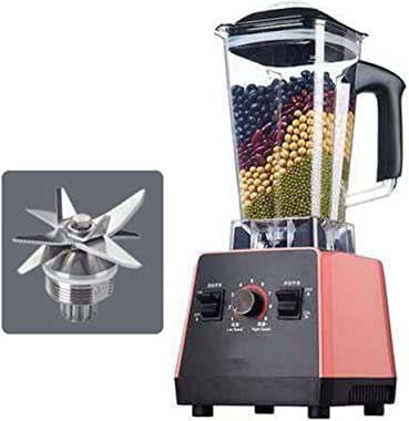 JION Personal Mini Blender Smoothie Machine, 1500w 9-speed Immersion Multi-function Handheld Mixer Portable Juicer Cup, Elect