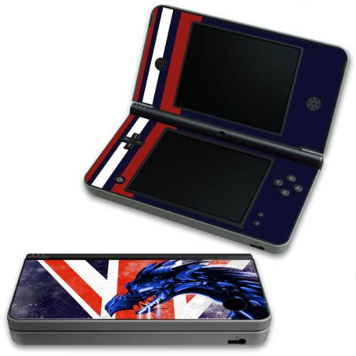 Diabloskinz B0022-0003-0025 Autocollant pour Nintendo DSi XL Motif Big Ben