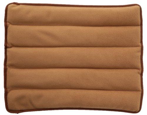 富士商温熱パッド全身用LLサイズ温熱用品ホット&スチームパッドブラウン電子レンジ加熱温かい水蒸気発生蒸しタオルのような感触繰り返し使用可能