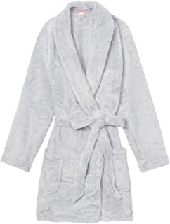 Victoria Secret. Cozy Short Plush Robe 2018