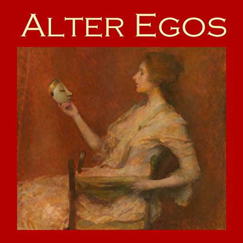 Alter Egos audiobook cover art