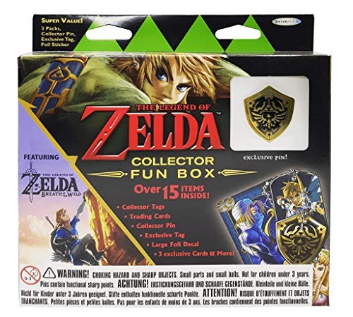 Enterplay Legend of Zelda Collector Fun Box 2 [Importación Alemana]: Amazon.es: Juguetes y juegos
