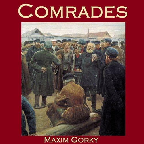Comrades audiobook cover art