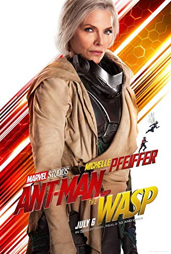 """Empire Merchandising GmbH - Poster """"Ant Man and the Wasp"""", Janet Van Dyne - U.S Movie Wall Print - 30 x 43 cm"""