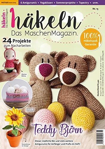 Häkeln-das Maschenmagazin 15/2019