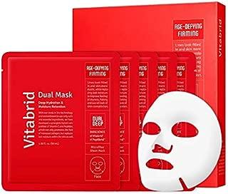Vitabrid Dual Mask Age-defying & Firming (5pcs)
