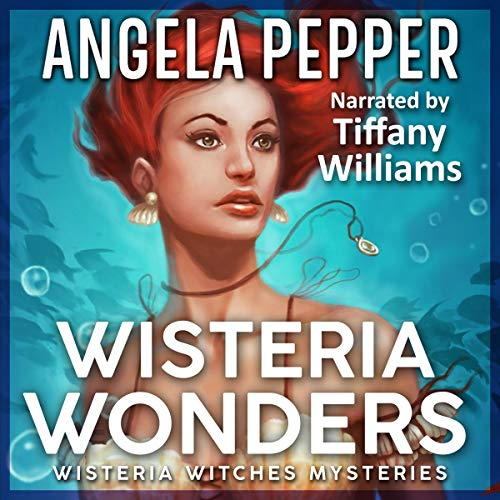 Wisteria Wonders  audiobook cover art