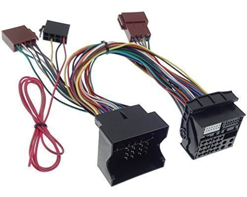 Adapter für Freisprechanlage Parrot THB 40-pin Bluetooth ISO Kabel Anschlußkabel Stecker