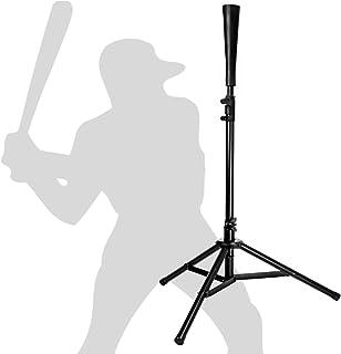 Cyfie Baseball Batting Tee, Travel Tee, Softball Portable Tripod Stand, for Batting Training Practice