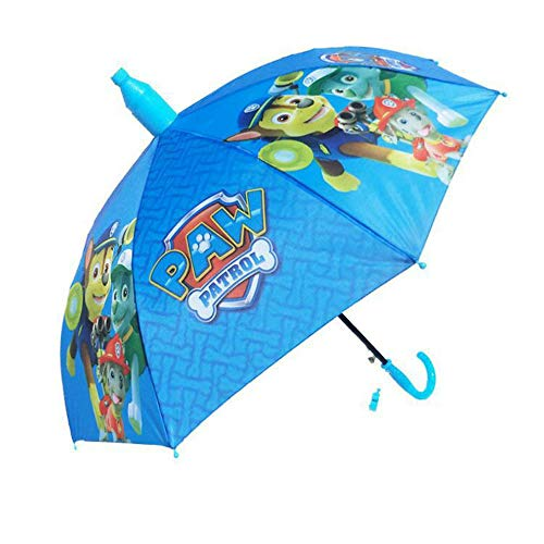 no logo YYouRuiChildren's Umbrella with Waterproof Cover Cup Boys and Girls Umbrella Primary School Kindergarten Children Umbrella Long Handle Umbrella
