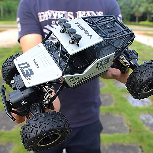 Coche teledirigido, juguetes de los cabritos Multi-Terrain, radio controlados Carreras Off-Road Vehículos...